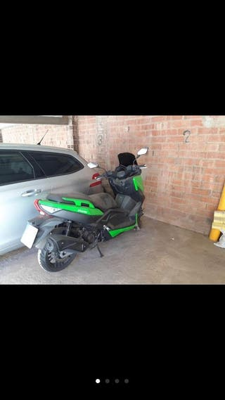 125cc wottan storn scooter 12