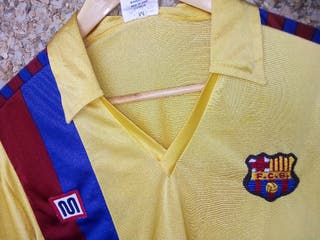 camiseta fc Barcelona meyba talla M