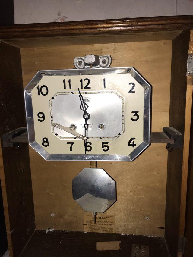 Reloje de pared