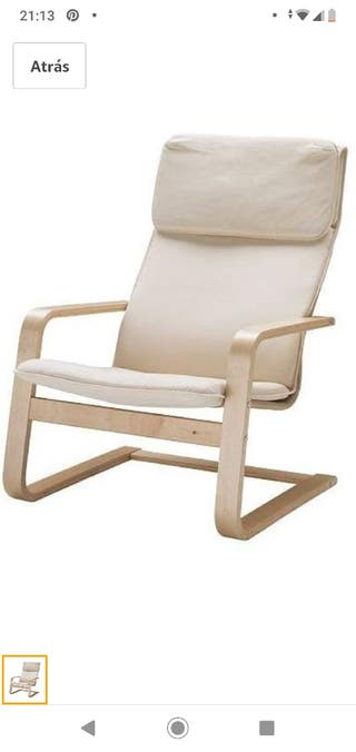sillón pello ikea