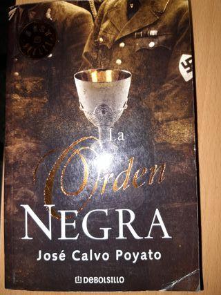 Libro de papel La Orden Negra de Jose Calvo Poyato
