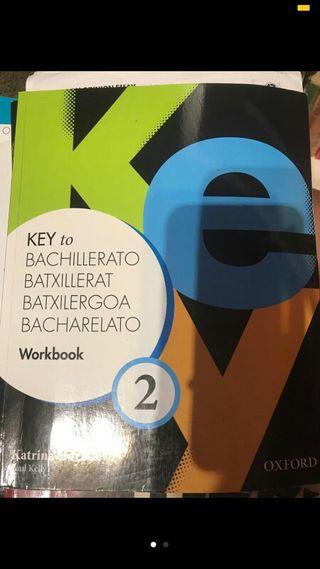 workbook libro de inglés