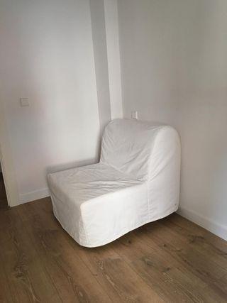 Sillón cama de ikea