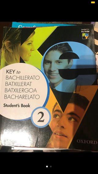 Students book libro de inglés