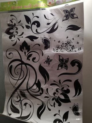 Adhesivos decoracion