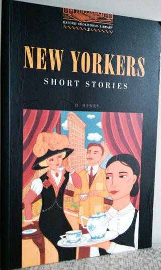 Libro inglés B1 New Yorkers