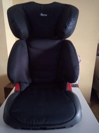 silla coche para niños Romer
