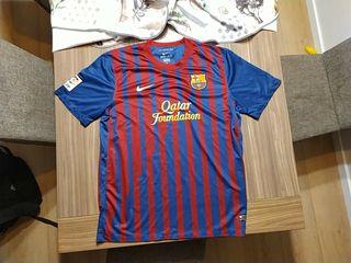 Camiseta Barcelona 2011