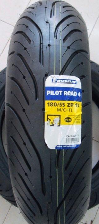 180/55/17 Michelin Pilot Road 4