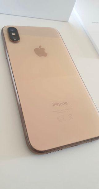 iPhone XS 64gb oro ¡Nuevo!