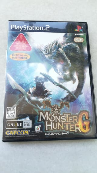 Monster hunter Generations ps2
