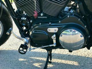 Estriberas Reposapies Offroad Harley Davidson