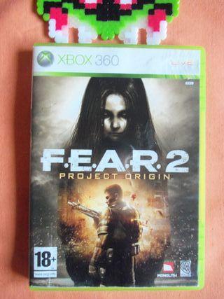 Fear 2 xbox 360