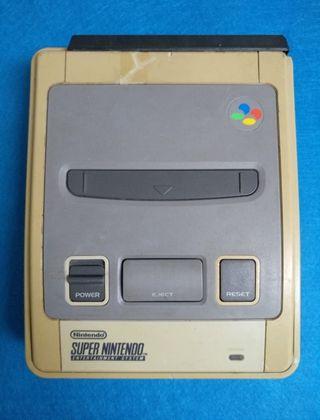 Consola Super Nintendo (Snes) LEER!!!