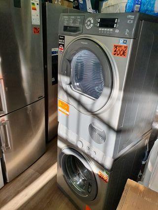 lavadora y secadora 9 kilos pareja 580 eur