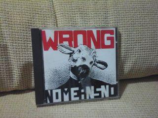 CD de NOMEANSNO ( PUNK ROCK ) ( IMPORTADO )