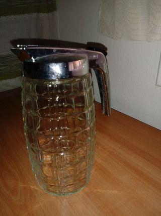 jarra cristal marca Valira