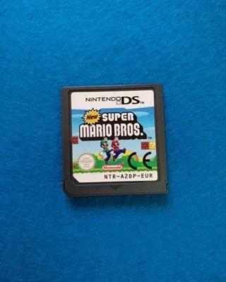 Nintendo ds - New Super Mario Bros