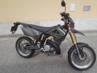 Moto GAS-GAS Halley 125