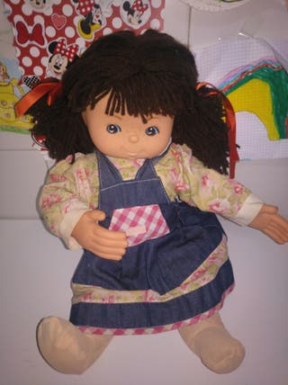 Muñeca articulada jesmar