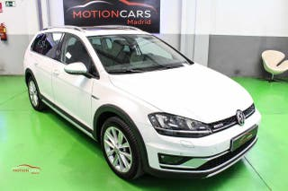 Volkswagen Golf Alltrack 1.6 TDI 110CV 4MOTION