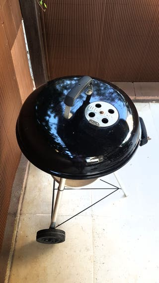 Barbacoa Weber 47 cm Black