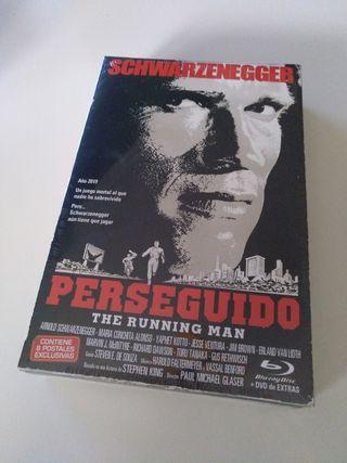 Perseguido Blu-ray Edición vintage