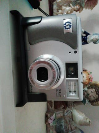 cámara de foto hp 735