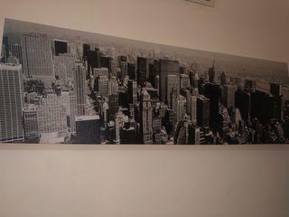 Cuadro nueva york decoración