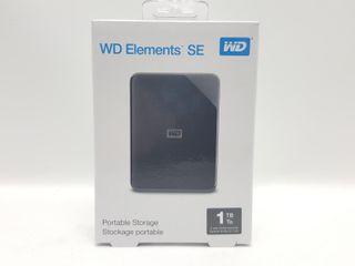 """Disco Duro Externo 1TB 2.5"""" USB3.0 WD Elemen 90255"""