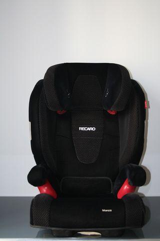 Silla de coche evolutiva Seatfix Recaro Monza