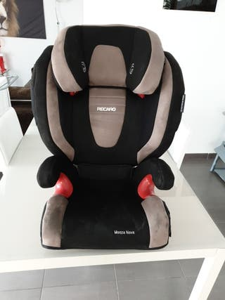 OFERTA Silla coche RECARO Monza Nova 2 Seatfix