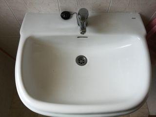 lavabo con pie