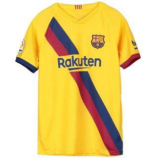 Camiseta de Barcelona, 19-20 Nuevo Traje