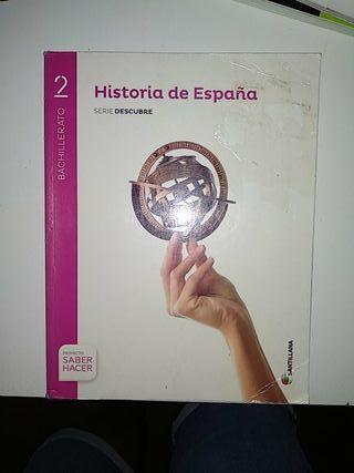 Libro Historia 2° Bach