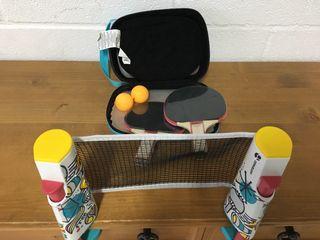 Set de pin pong Nuevo a estrenar