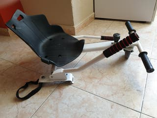 asiento de karts para patinete eléctrico