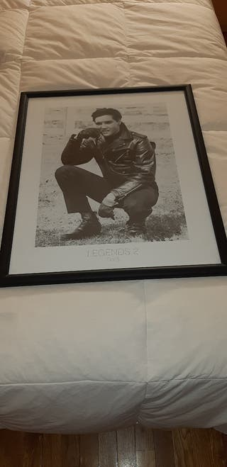 cuadro fotografia Elvis