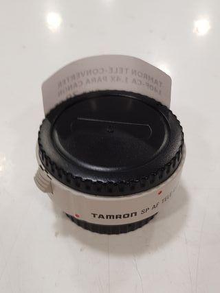 Tamron tele converter 140f-ca 1.4x para canom