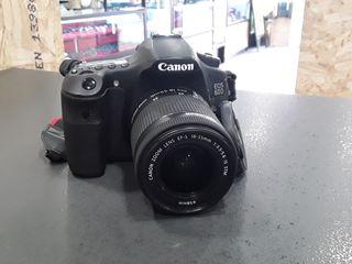 Cámara réflex Canon EOS 60D