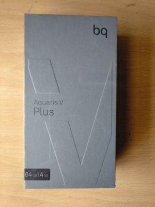Bq Aquaris V plus-(64Gb-Nuevo Sin Estrenar)-
