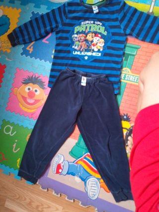 Pijama niño Patrulla Canina