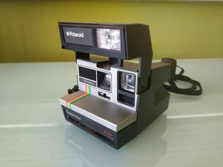 Cámara Polaroid 635 original