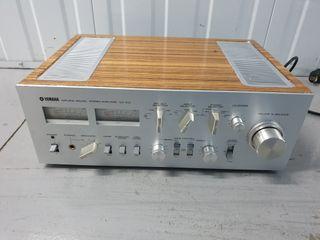 Amplificador integrado vintage Yamaha CA-810