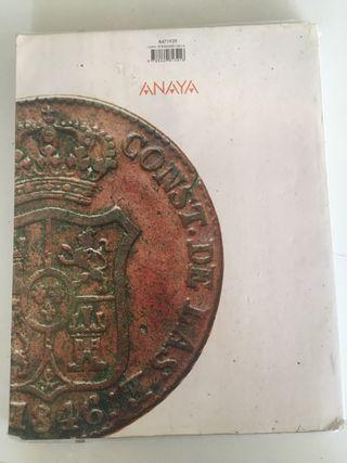 Libro historia de España 2 bat