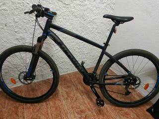 bicicleta montaña B-TWIN