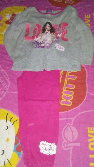 Pijama niña 6 años