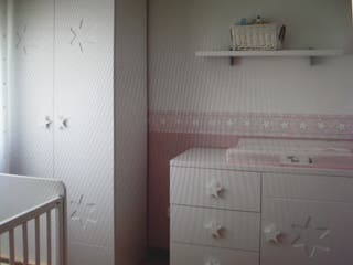 Dormitorio infantil. Blanco. unisex