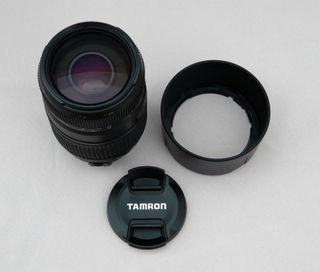 Objetivo para nikon 70-300mm f/4-5.6 di macro-tele