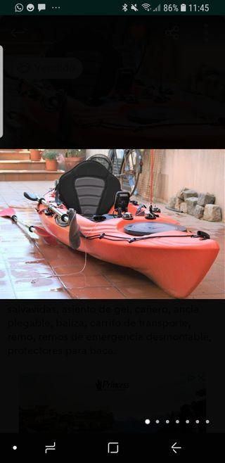Galaxy Kayak Alboran Edición Limitada Circe
